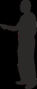 male-silhouette-presenting